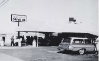 Pink Sands Drive-in, 1961